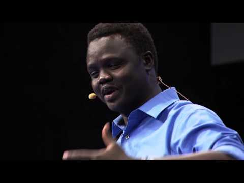 Hope and impediments | Valentino Achak Deng | TEDxBerlin ...