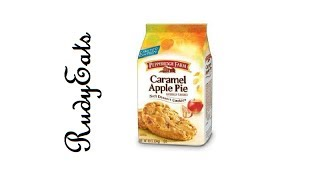 Caramel Apple Pie Cookies Pepperidge Farm - Rudyeats