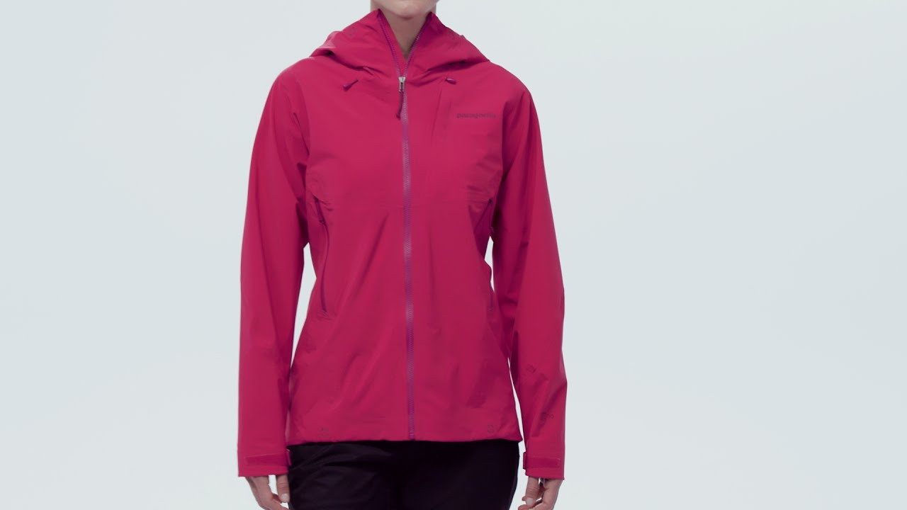 c51c0d9882a2e Patagonia Women s Galvanized Jacket - YouTube