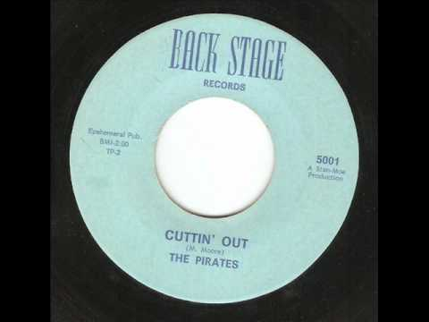 The Pirates - Cuttin'Out - 1966 - Garage.