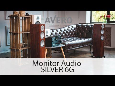 Акустика Monitor Audio SILVER 6G ✓ #Hi-End в чистом виде!