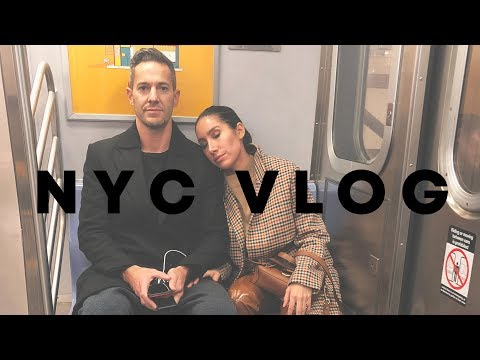 NYC Vlog: NYFW, Westminster Dog Show, Zaza Radio Taping & Shopping  | Jen Atkin