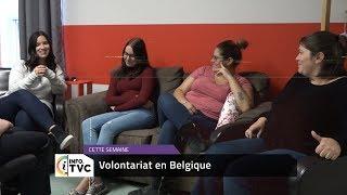 Info.TVC Volontariat en Belgique (18-10-2019)