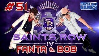 Fanta et Bob dans SAINTS ROW 4 - Ep. 51
