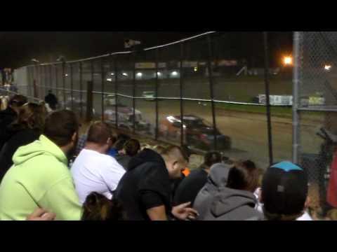 Modified Round 2 Heat 3 @ Marshalltown Speedway 09/16/16
