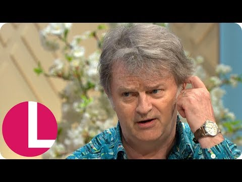 Paul Merton On Refusing to Make Jokes About Brexit and Donald Trump   Lorraine