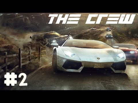 The Crew - Walkthrough - Part 2 - Driving Test (PC HD) [1080p]