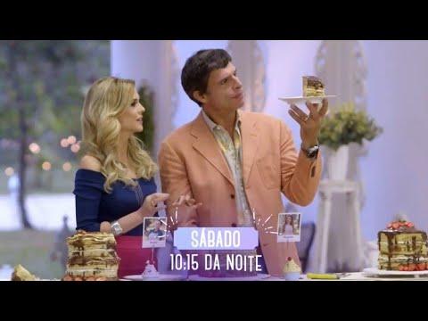 Chamada Bake Off Brasil Mao Na Massa Episodio 04 Sabado 01 09