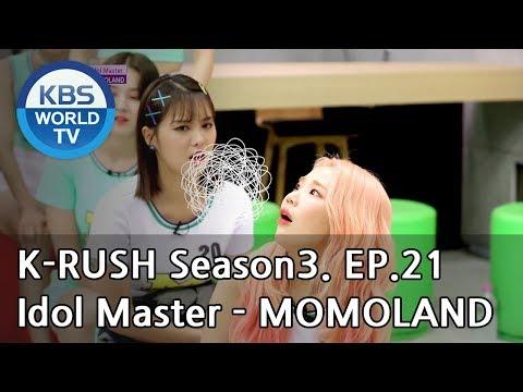 Idol Master - MOMOLAND [KBS World Idol Show K-RUSH3 / ENG,CHN / 2018.08.03]