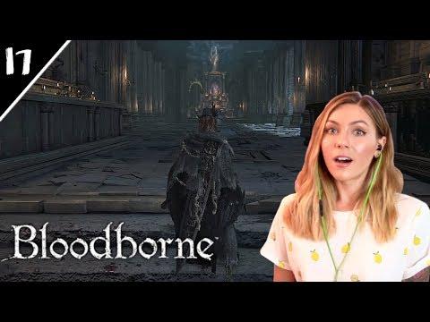 Attempting Eileen's Quest | Bloodborne Pt. 17 | Marz Plays