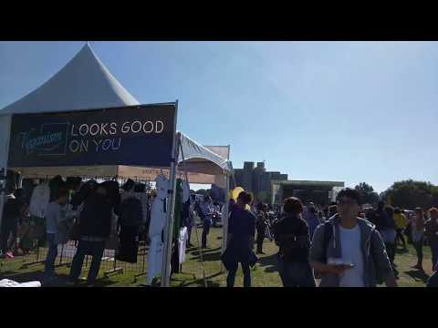 Randall's Island Vegan Food and Drink Festival Video 2 of 2