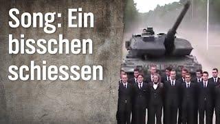 Song: Ein bisschen schießen | extra 3 | NDR thumbnail
