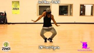 Just Wine - X MEN [Zumba Fitness] - Travis Algarin