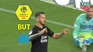 But Dario BENEDETTO (38') / AS Monaco - Olympique de Marseille (3-4)  (ASM-OM)/ 2019-20