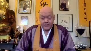 Questions from Sangha - 3/28/21 - By Sokuzan
