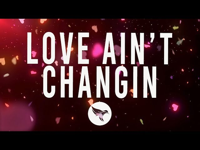 GhostDragon - Love Ain't Changin (Official Lyric Video) ft. Alina Renae, With Caslow, & Red Comet
