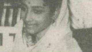 Geeta Dutt: Kaali kamali odh ke aaye : Film - Bhakta Dhruv
