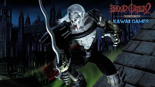 Legacy Of Kain: Blood Omen 2 Walkthrough/Longplay 100% All Lore & Weapon Chests NO COMMENTARY