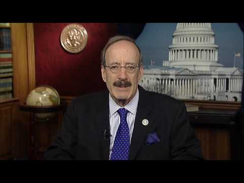 "Rep. Eliot Engel (D-N.Y.) Answers ""What does it mean to be Jewish?"""