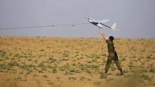 أخبار عربية - داعش يلجأ لطائرات بدون طيار لصد القوات في الموصل
