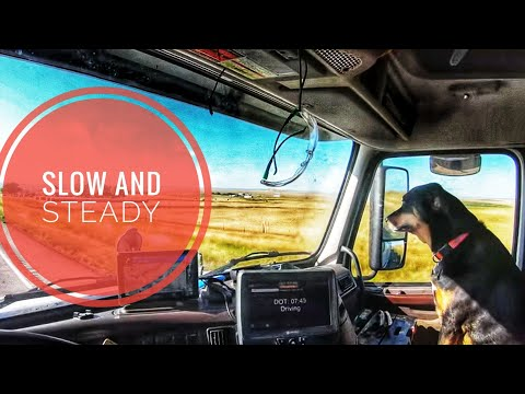 My Trucking Life | SLOW AND STEADY | #1798