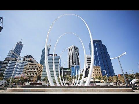 Australia  Perth   ( Elizabeth Quay )