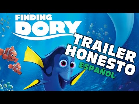 Trailer Honesto- Finding Dory