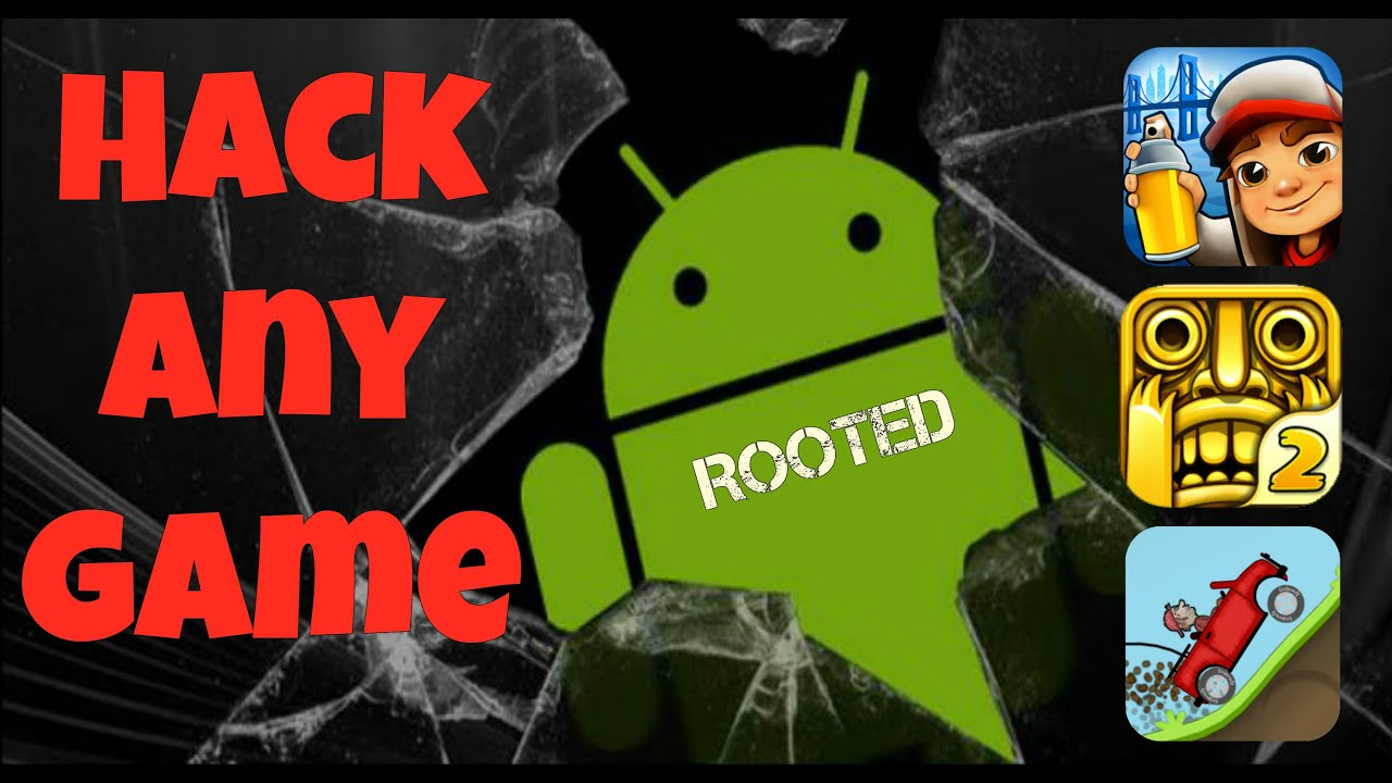 How To Hack Any Game On Rooted Android Device?? | 2016