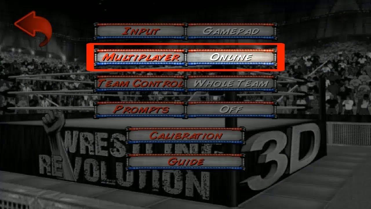 wr3d online multiplayer gameplay concept (edit)