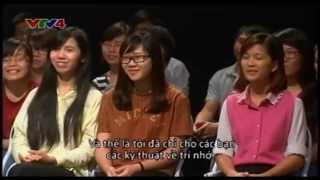 Talk Vietnam : Adam Khoo - Singaporean Millionare 01/06/2014