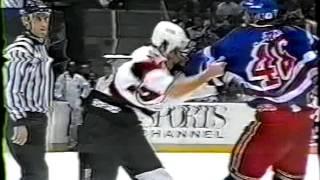 Eric Cairns vs Lyle Odelein