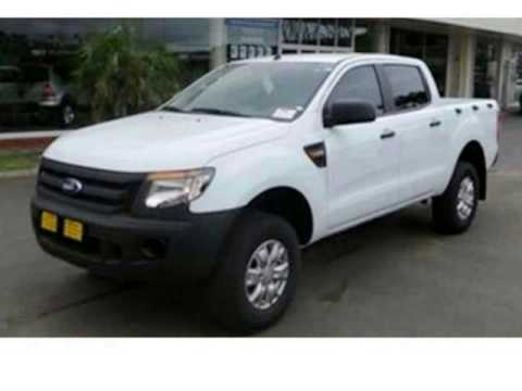 2014 ford ranger 2 2 tdci xl 4x2 man d c auto for sale on. Black Bedroom Furniture Sets. Home Design Ideas