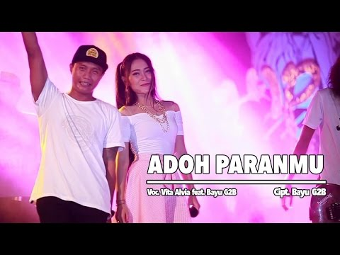Vita Alvia Ft. Bayu G2B - Adoh Paranmu (Official Music Video)