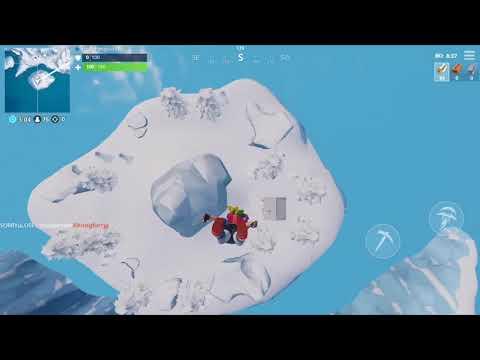 *NEW* *SECRET* Infinite Rift On Tiny Snow Island ||FORTNITE||  ||SEASON 7||