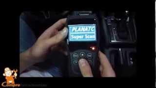 Scanner Automotivo Super Ccan Planatc