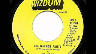 MR. JIM & THE RHYTHM MACHINE - (DO THE) HOT PANTS (WIZDOM)