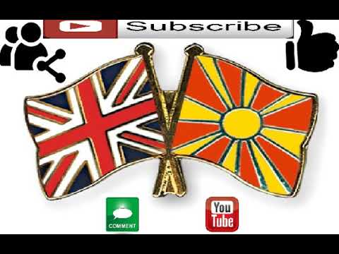 MACEDONIAN Language Course 100 LESSONS