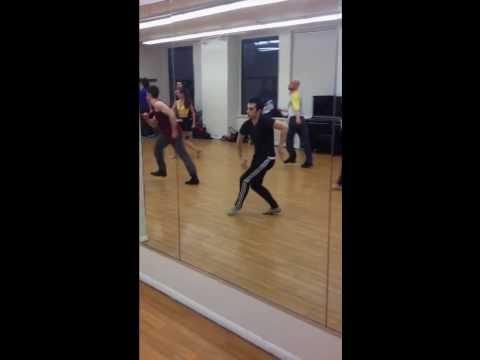 "Marc Kimelman Theatre Jazz Class - Mark Ronson ""LSF"""