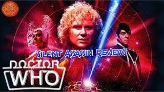 Silent Assassin Reviews... TV Shows: Doctor Who: The Trial of A Time Lord