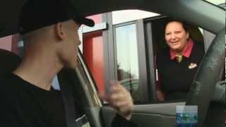 DRIVE THRU PRANKS - Fast Food Flirting