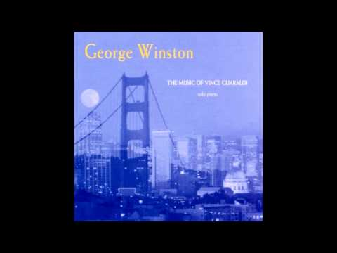 You're In Love, Charlie Brown - George Winston
