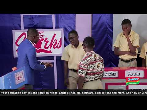 The Sharks Quiz - Ghana National College vs Accra Academy (102)