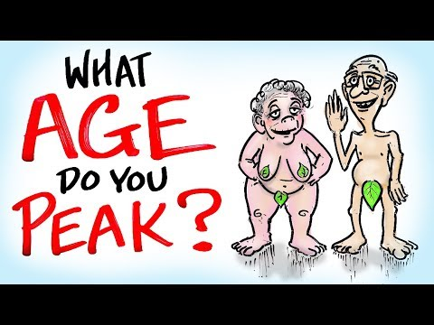 At What Age Do You Peak?