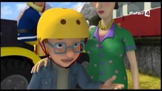 Sam le Pompier en français et haute qualité - 4 épisodes Vol 16
