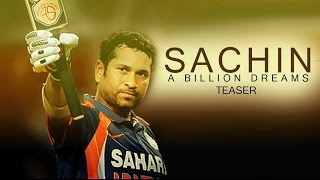 Sachin A Billion Dreams Official Trailer 2016 | Sachin Tendulkar | Official Trailer 2016