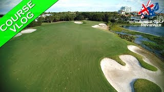 PELICAN WATERS GOLF CLUB COURSE VLOG PART 1