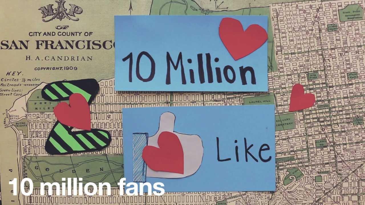 Zoosk Has 10 Million Fans On Facebook!