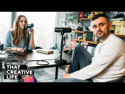 Gary Vaynerchuk - Master Delegation as an Artist & Voice Marketing