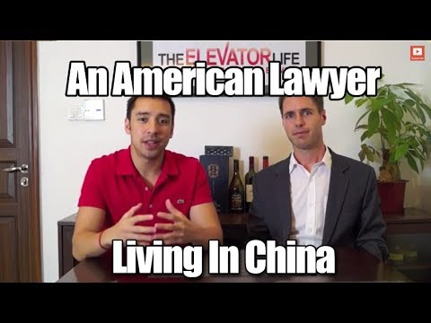 Interview with An American Lawyer in China: Khris Ward