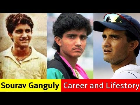 Sourav Ganguly Amazing Career And Unbelievable Life Story